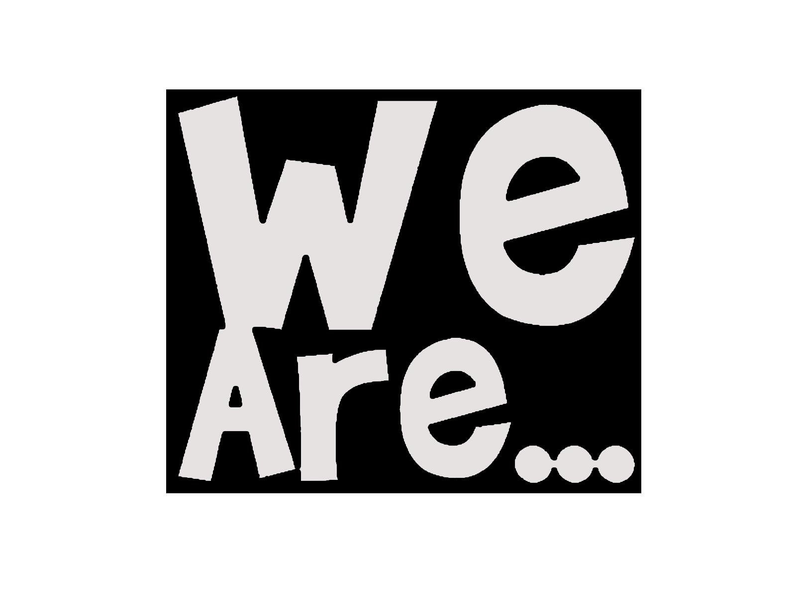 weAre-serieslogo