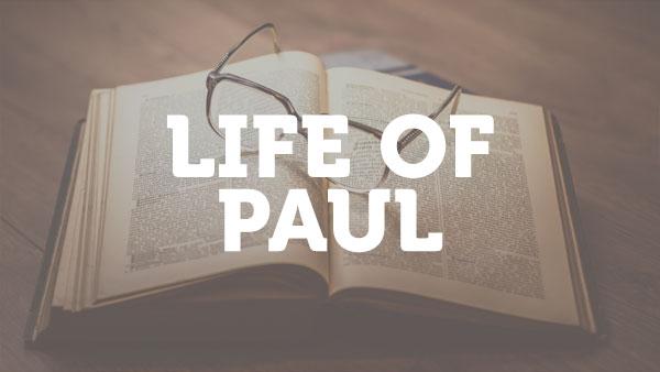 lifeOfPaul